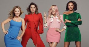 Spice Girls tour: Geri Horner, Mel C, Emma Bunton and Mel C will play Croke Park in Dublin on May 24th, 2019