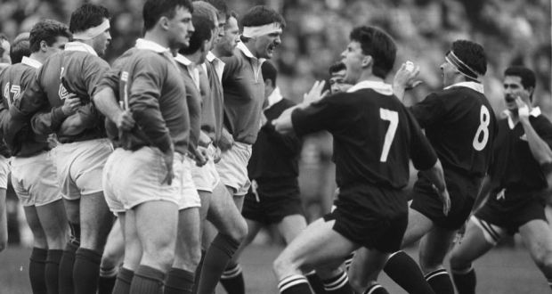 In 1989 Ireland Faced The Haka And Paid The Price