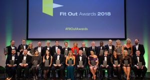 Fit Out Industry Gathers at One of Ireland's Biggest Award Nights