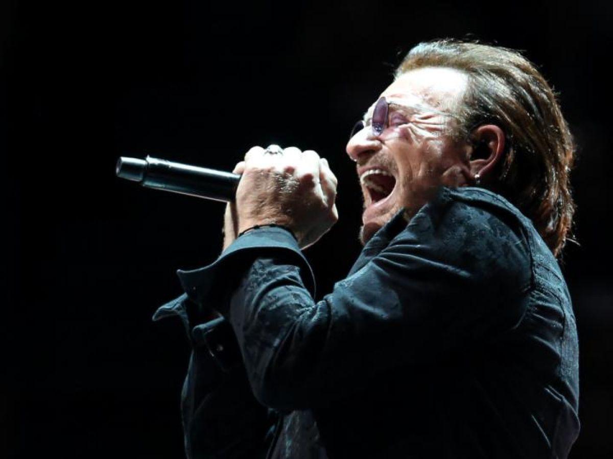 Bono, Cathy Davey and Conor O'Brien cover 'Homeward Bound