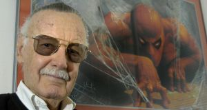 Stan Lee in 2005. His unwavering energy often suggested that he possessed superpowers himself