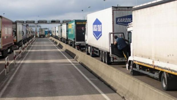 Putting Brexit to the test: On the road with a trucker from Dublin