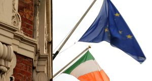 "European Commission officials said signs of overheating could become more apparent  in the Irish economy going forward"". Photograph: Aidan Crawley"