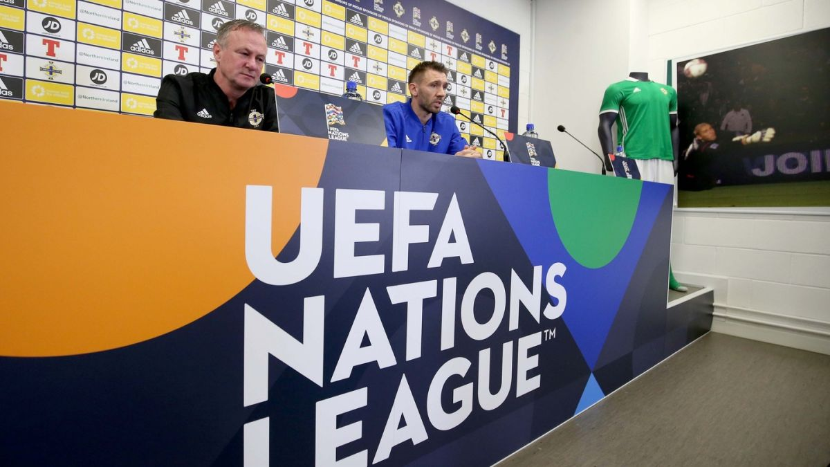 Michael O Neill Nations League Relegation Is Not A Setback