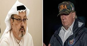 US president Donald Trump faces intense pressure from senior Democratic and Republican politicians to take tougher action against Saudi Arabia after the  Khashoggi killing.