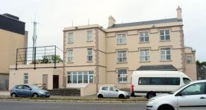 Exterior of Eglinton Hostel direct provision centre in Salthill Galway. File photograph: Bryan O'Brien