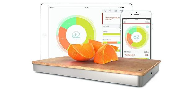 Prep Pad personal nutritionist that tracks your food health goals, €65, amazon.com