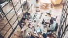 A workplace that fosters collaboration and creativity will attract graduates who are looking to align themselves with organisations who they feel their core values match with. Photograph: iStock