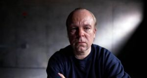 Paranoid, belligerent Tony Martin, played by Steve Pemberton