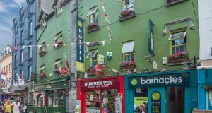 The four-storey Galway Barnacles hostel, with 112 bed spaces at Quay Street and six more on Kirwan's Lane, has changed hands for more than €4 million.