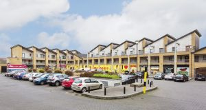 Units 1-4 at Marlfield Mall in Kiltipper, Dublin 24, is guiding €1.25 million.