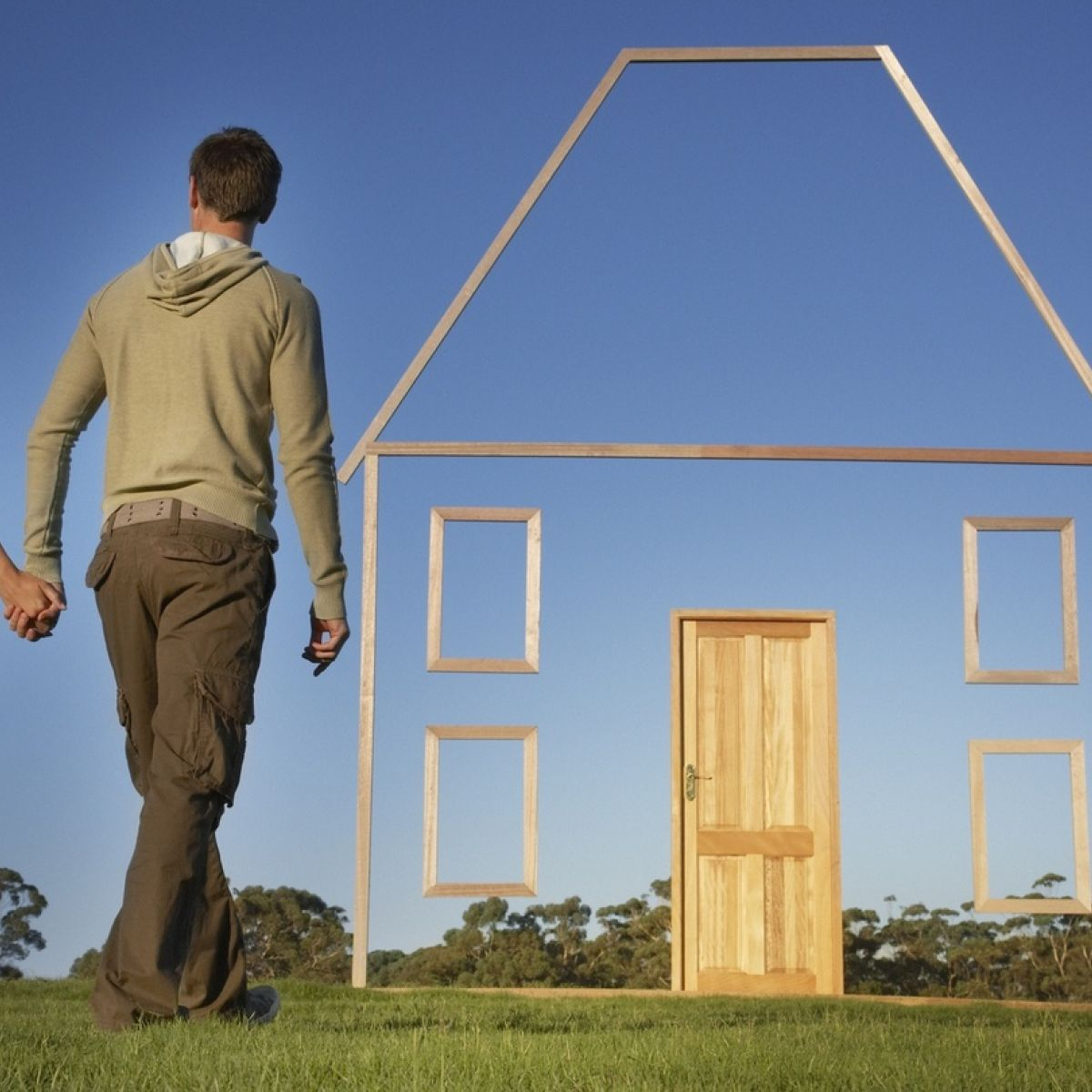 Can we move to Ireland and build a prefab home on a site?