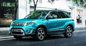 Suzuki Vitara: Passenger space is good, and the boot is  bigger than is the norm for cars in this class