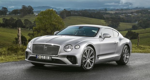98: bentley continental gt – the best bentley-badged car in years