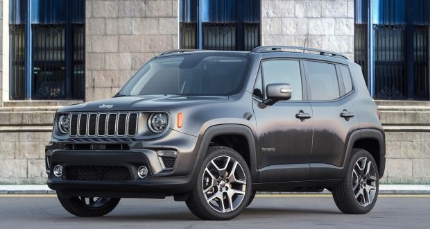 96 Jeep Renegade Stands Out In An Overcrowded Crossover Market