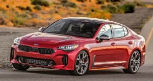 Kia Stinger: It can be huge fun to drive, but too often it's too much of a compromise
