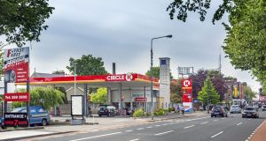 Circle K service station, Donnybrook, Dublin 4: guide price of about €5 million