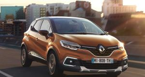 The Renault Captur confounds all that by actually being a rather nice car