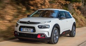 Citroen's new C4 Cactus: offers clever new hydraulic suspension bump-stops (essentially copied by BMW for the new 3 Series) and sofa-like seats, which are truly lovely