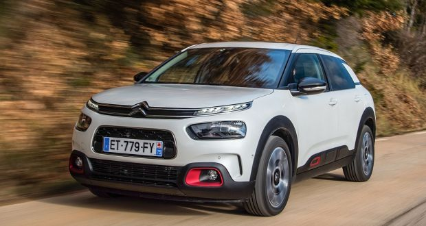 Citroen C4 Cactus >> 92 Citroen C4 Cactus Repurposed To Take On The Hatchback Big Guns
