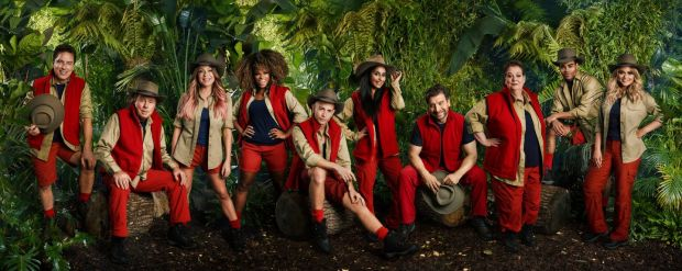I'm a Celebrity Get Me Out of Here: this year's line-up includes John Barrowman, Harry Redknapp, Rita Simons, Fleur East, James McVey, Sair Khan, Nick Knowles, Anne Hegerty, Malique Thompson-Dwyer and Emily Atack. East, McVey and Khan are vegan, and Knowles is mainly vegetarian. Photograph: ITV