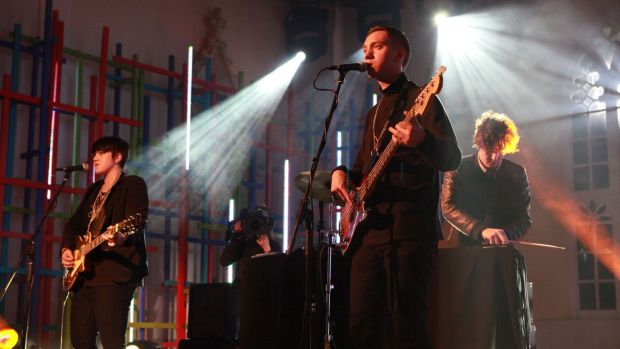 The xx perform at Other Voices.