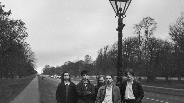 Fontaines D.C. are one of the most exciting acts to emerge from Ireland in recent years
