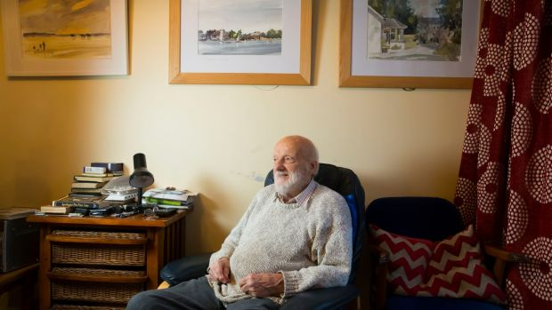 Jack O'Hare at Havenwood Retirement Village on the outskirts of Waterford city. Photograph: Patrick Browne