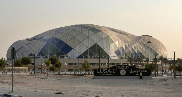 71e8ad944 Four years out  How is Qatar building up to the World Cup