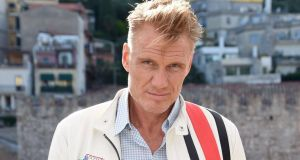 "Dolph Lundgren:  ""It was insane when I think back. But I had this feeling that I didn't want to be a chemical engineer. That it wasn't going to be enough for me. That I would be bored."" Photograph: Venturelli/Getty Images"