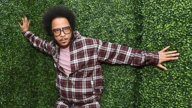 Boots Riley photographed by Emma McIntyre/Getty