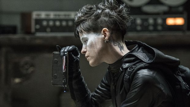 Claire Foy in The Girl in the Spider's Web. The film keeps flagging autism as a superpower, but not everyone on the spectrum is a chess grandmaster