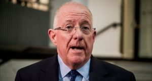 Minister for Justice  Charlie Flanagan  said he hoped to have the  recommendations back by the end of the year or early next year. Photograph: Liam McBurney/ PAWire