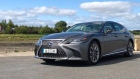 Our Test Drive: the Lexus LS500h