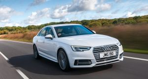 To drive, the A4 goes like it looks - safe, secure, with a touch of premium appeal
