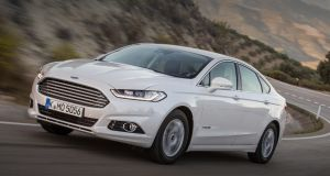 Ford Mondeo: It remains a solid, sensible choice with a couple of ripples of desirability running through it