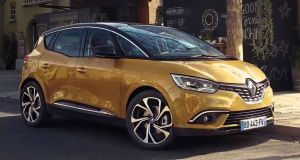 Renault Scenic: Smart looks but the driving experience is largely forgettable