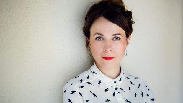 Cariad Lloyd: conducts the interviews with huge grace. Photograph: Richard Davenport