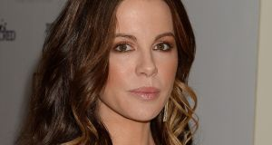 Hollywood actress Kate Beckinsale who has given her support to the decriminalisation of abortion in Northern Ireland. Photograph: PA