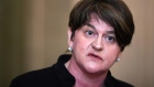 Arlene Foster says confidence and supply agreement with Tories 'not dead'