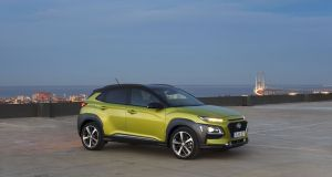 Hyundai Kona is one of the most striking-to-look-at SUVs of all