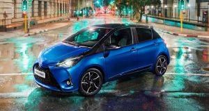 Toyota Yaris: hybrid model is probably more practical for most of us, and it's more efficient, over a wider range of performance, than it used to be