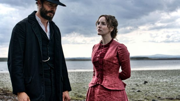 Jamie Dornan and Ann Skelly in Death And Nightingales