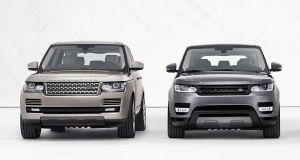 Both Range Rover entries  are now closely mechanically related, but  the 'Full Fat' Range Rover has a hauteur that the Sport lacks