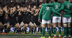 RTÉ will televise 14 Rugby World Cup fixtures including all of Ireland's fixtures. Photograph: Charles McQuillan/Getty