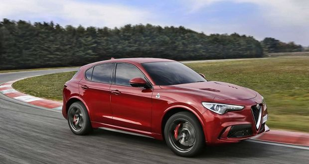 66 Alfa Romeo Stelvio More Proof There Is Life Left In This Brand