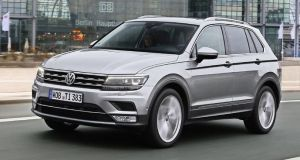 VW Tiguan: As a family hack-about, it's perfectly acceptable