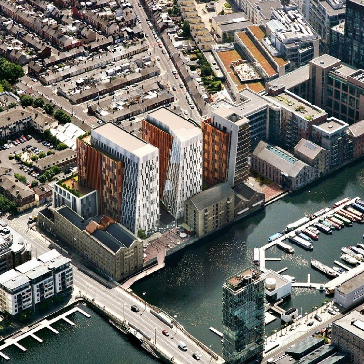 Facebook and Google top 2018's big Dublin property deals