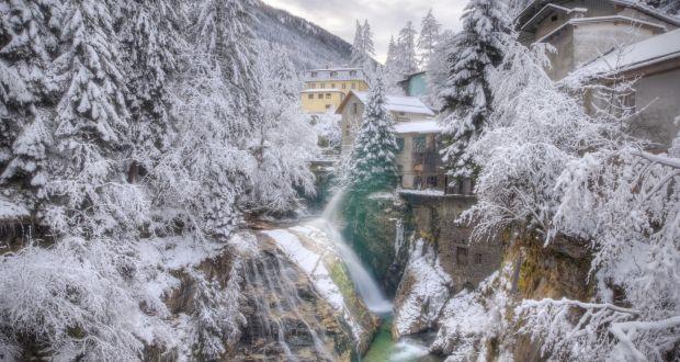 Snø Bad Gastein