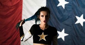 New this week: Bella Thorne in Assassination Nation